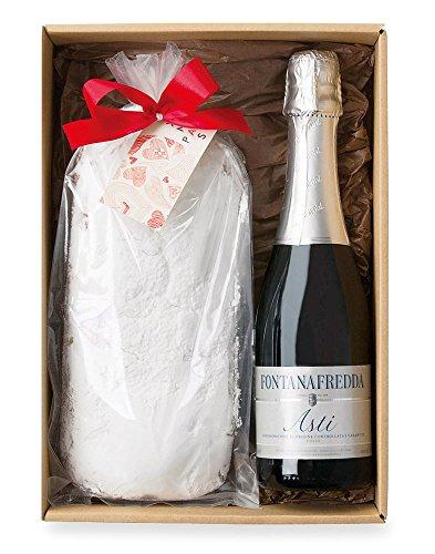 【クリスマスギフト】マンデルシュトレン&スパークリングワイン