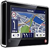 Falk F6 3rd Edition Navigationssystem inkl. TMC (10,9 cm (4,3 Zoll) Display, Kartenmaterial Europa 43, Fahrspurassistent, StadtAktiv) schwarz