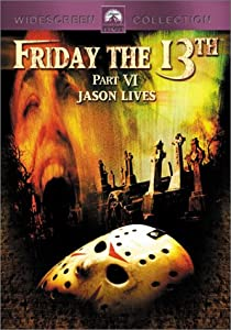 """Cover of """"Friday the 13th, Part VI - Jaso..."""