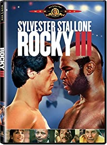 """Cover of """"Rocky III"""""""