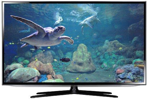 Samsung UE46ES6300 117 cm (46 Zoll) 3D-LED-Backlight-Fernseher, Energieeffizienzklasse A (Full-HD, 200Hz CMR, DVB-T/C/S2, Smart TV) schwarz