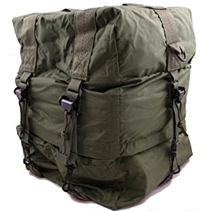 Elite Large Fully Stocked GI Issue Medic First Aid Kit Bag
