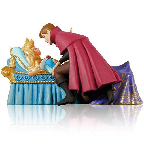 True Love's Kiss - Disney Sleeping Beauty Hallmark Keepsake Ornament