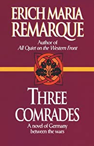 "Cover of ""Three Comrades"""