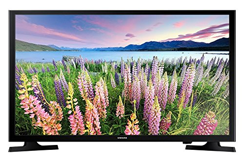 "Samsung UE40J5202AK 40"" Full HD Smart TV Wi-Fi Black LED TV - LED TVs (101.6 cm (40""), Full HD, 1920 x 1080 pixels, PQI (Picture Quality Index), Flat, 16:9)"