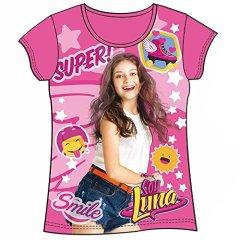 Camiseta-Soy-Luna-Disney-Super-Rosa