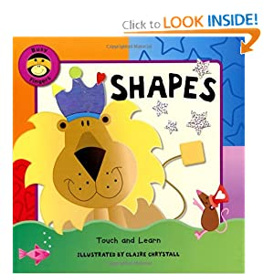 Shapes: A Busy Fingers Book
