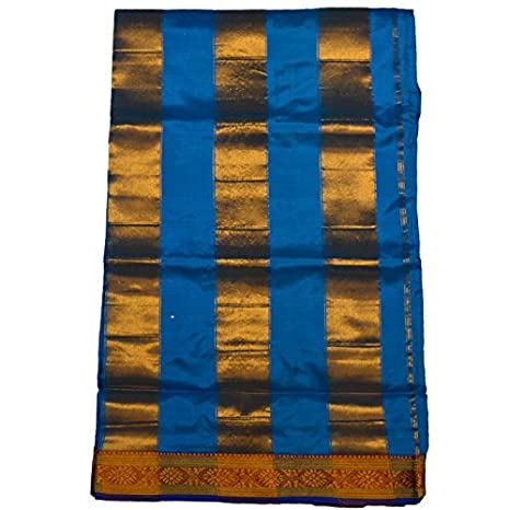 Image for Yeola Silk Sari