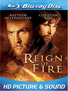 """Cover of """"Reign of Fire"""""""