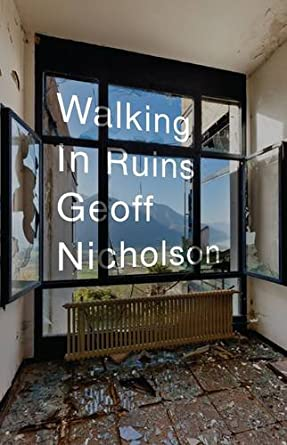 cover of Walking in ruins