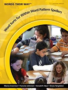 "Cover of ""Words Their Way: Word Sorts for..."