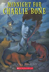 "Cover of ""Midnight for Charlie Bone"""