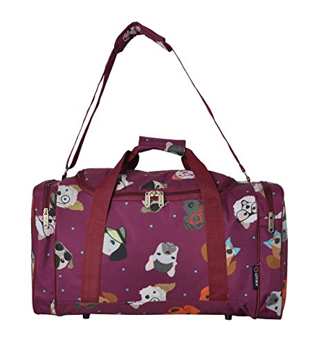 Carry On Lightweight Small Hand Luggage Holdall Duffel