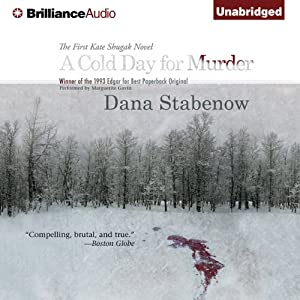 A Cold Day for Murder: A Kate Shugak Mystery | [Dana Stabenow]