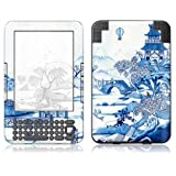 "GelaSkins Protective Kindle Skin (Fits 6"" Display, Latest Generation Kindle) Blue Willow"