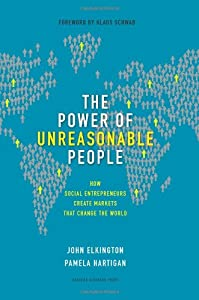 """Cover of """"The Power of Unreasonable Peopl..."""