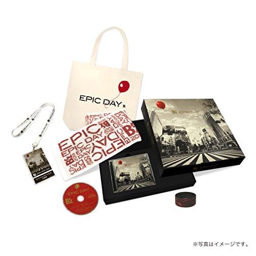 EPIC DAY (LIVE-GYM 2015盤) (CD+オリジナルライブグッズ) 【完全生産限定 LPサイズスペシャルボックス仕様】をAmazonでチェック!