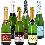 本格シャンパン製法の極上の泡6本セット((W0GX61SE))(750mlx6本ワインセット)