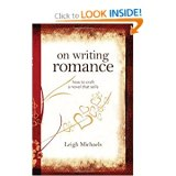 Writer's Resources: Cover of Leigh Michael's On Writing Romance: How to Craft a Novel That Sells