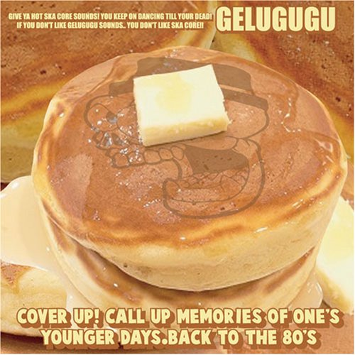 Capa de Gelugugu - Cover Up