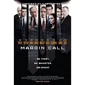 Margin Call cover, margin call dvd, margin call movie,