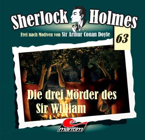 Sherlock Holmes (63) Die drei Mörder des Sir William (Maritim)