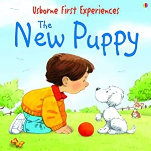 "Cover of ""New Puppy"""