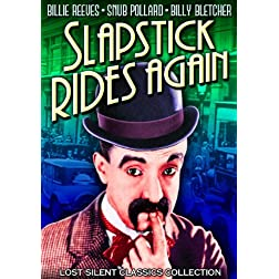 Slapstick Rides Again - All Lit Up (1920), Catalina Here I Come (1917)/Dry And Thirsty (1920)/Playing Horse (1915)