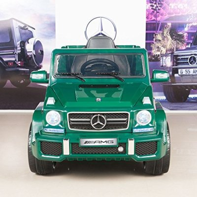 Mercedes-Benz-Kids-12V-Electric-Ride-on-Car-Truck-Powered-Wheels-Remote-Control