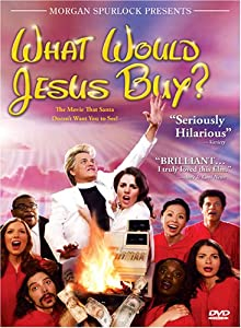 "Cover of ""What Would Jesus Buy?"""