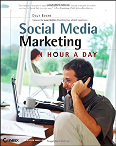 "Cover of ""Social Media Marketing: An Hour..."