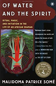 """Cover of """"Of Water and the Spirit: Ritual..."""