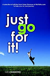 "Cover of ""Just Go For It!"""