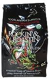 Joey Kramer Rockin' & Roastin' 100% Arabica Sumatra Organic Ground Coffee Dark Roast 40 oz.