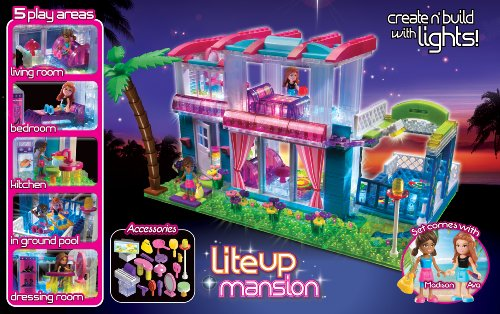 Lite Brix Lite Up Building Sets For Girls Trying Out Toys