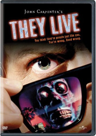 "Cover of ""They Live"""