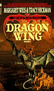 """Cover of """"Dragon Wing (The Death Gate Cyc..."""