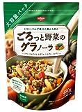 日清シスコ ごろっと野菜のグラノーラ 480g