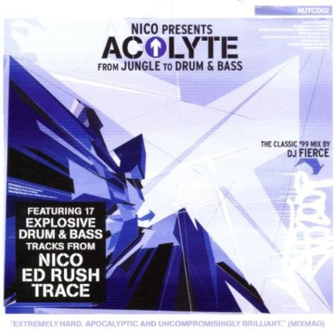 VA-Nico Presents Acolyte From Jungle To Drum And Bass-(NUTCD02)-CD-FLAC-2002-dL Download