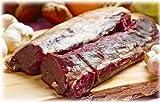 ジビエ 北海道特産 えぞ鹿ロース肉 冷凍1.0kg