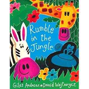 Singable Books: Rumble in the Jungle