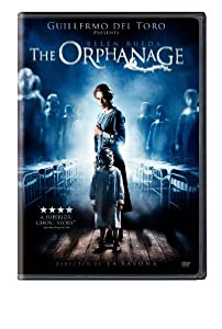 "Cover of ""The Orphanage"""