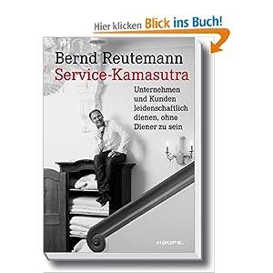 """Bernd Reutemann - """"Das Service-Kamasutra"""" - Blick ins Buch bei AMAZON"""