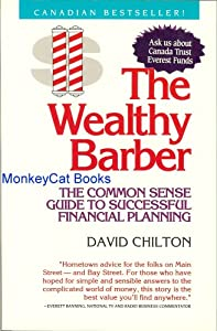 "Cover of ""The Wealthy Barber: The Common ..."