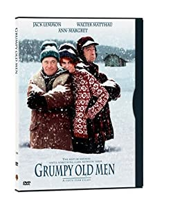 "Cover of ""Grumpy Old Men"""