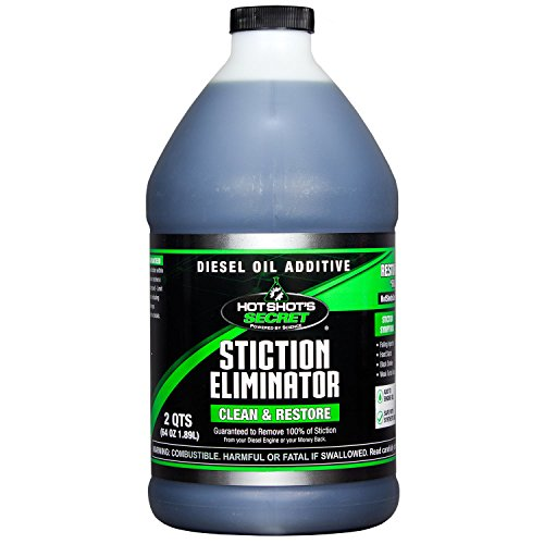 Oil Additives Sticktions