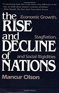 "Cover of ""The Rise and Decline of Nations..."