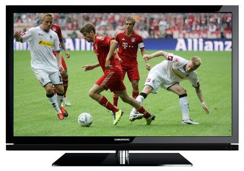 Grundig 32 VLE 8130 BL 81 cm (32 Zoll) 3D LED-Backlight-Fernseher, Energieeffizienzklasse B (Full-HD, DVB-T/C/S2) schwarz