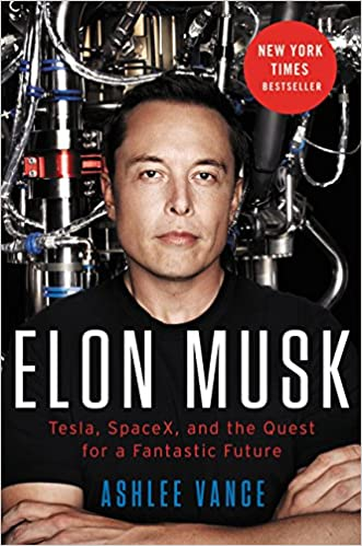 Elon Musk Inventing the Future