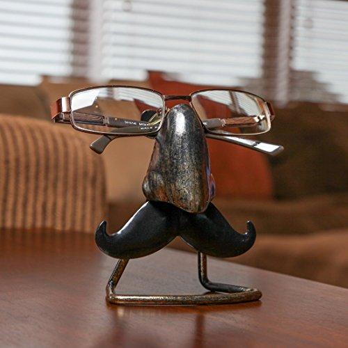 Mustache  Eye Glass Holder